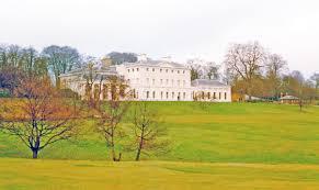 Kenwood House from Hampstead Heath